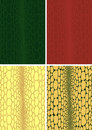 Crocodile skin leather texture Royalty Free Stock Photography