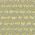 Crocodile vector. Seamless pattern of crocodile background.
