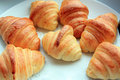 Croissant bread Royalty Free Stock Photo