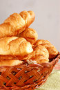 Croissants Stock Photo