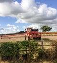 Crop sprayer Royalty Free Stock Photo