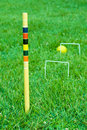 Croquet Royalty Free Stock Photo