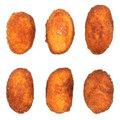 Croquettes Stock Photos
