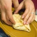 делать croquettes Стоковая Фотография RF