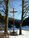 Cross In Nature