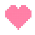 Cross-stitch heart pattern vector Royalty Free Stock Photo