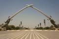 Crossed Swords in Baghdad Royalty Free Stock Photo