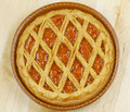 Crostata Royalty Free Stock Photos
