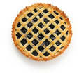 Crostata, italian homemade tart Royalty Free Stock Photos