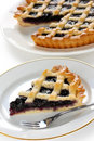 Crostata, italian homemade tart Royalty Free Stock Photo