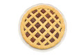 Crostata italiano Fotos de Stock Royalty Free