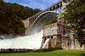 Croton Dam Stock Photo