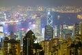 Crowded City, Hongkong