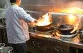 Crowded kitchen, Royalty Free Stock Photo