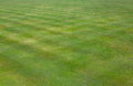 Crown bowls green grass lawn Royalty Free Stock Photo