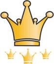 Corona icono