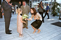 Crown princess mary file photo august and pirnce frederik has canclled their first thier officiel tour to rio brasin to Royalty Free Stock Image