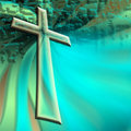 Crucifix 5 Royalty Free Stock Photography