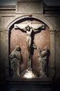 Crucifix of Jesus Christ Royalty Free Stock Photo