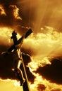 Crucifixion Stock Photography