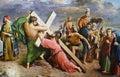 Crucifixion of Jesus Christ Stock Photography