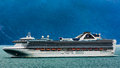 Cruise Ship Alaska Royalty Free Stock Photo