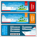 Cruise ship boarding pass ticket. Honeymoon wedding invitation vector template