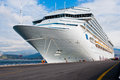 Cruise Ship Bow Royalty Free Stock Photo