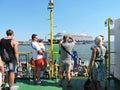 Cruise ship-Mein Schiff 4 Royalty Free Stock Photo