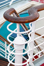 Cruise ship stairs Stock Photos