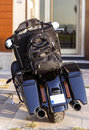 Cruiser Motocycle