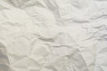 Crumpled paper texture background,