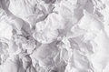 Crumpled wrinkled wavy grey paper texture, abstract polygon background. Royalty Free Stock Photo