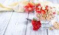 Crunchy Yoghurt Royalty Free Stock Photo