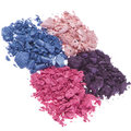 Crushed eyeshadows Stock Photography