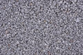 Crushed gravel background as or texture Stock Photo