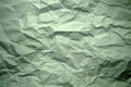 Crushed paper white background photo old crumbled Royalty Free Stock Photography