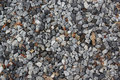 Crushed stone Rock texture background. Royalty Free Stock Photo