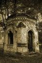 Crypt Royalty Free Stock Photo