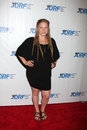 Crystal Bowersox arrives at the JDRF's 9th Annual Gala Royalty Free Stock Photo