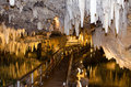 Crystal Cave Bermuda Royalty Free Stock Photo