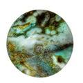 Crystal Gemstone Sphere Royalty Free Stock Photo