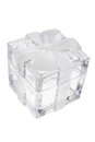 Crystal Gift Box Stock Photography