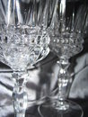 Crystal Glass 3 Royalty Free Stock Photography