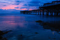 Crystal Pier Royalty Free Stock Photo