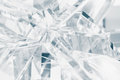 Crystal refractions background Royalty Free Stock Photo