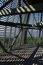 Csergezan Pal Lookout-tower Royalty Free Stock Photo