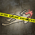CSI Royalty Free Stock Photo