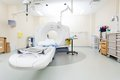 Ct scan machine in examination room Royalty Free Stock Photo