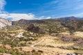 Cub Creek Road, Dinosaur National Monument Royalty Free Stock Photo
